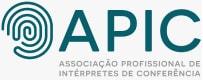 Logo da Associação Profissional de Intérpretes de Conferência